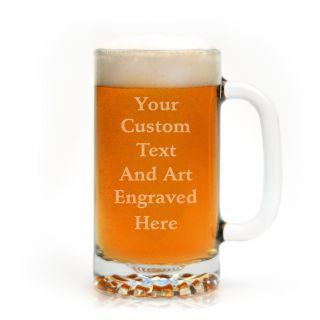 Personalized Engraved Beer Mug
